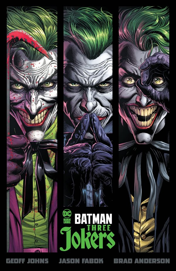 Batman: Three Jokers HC