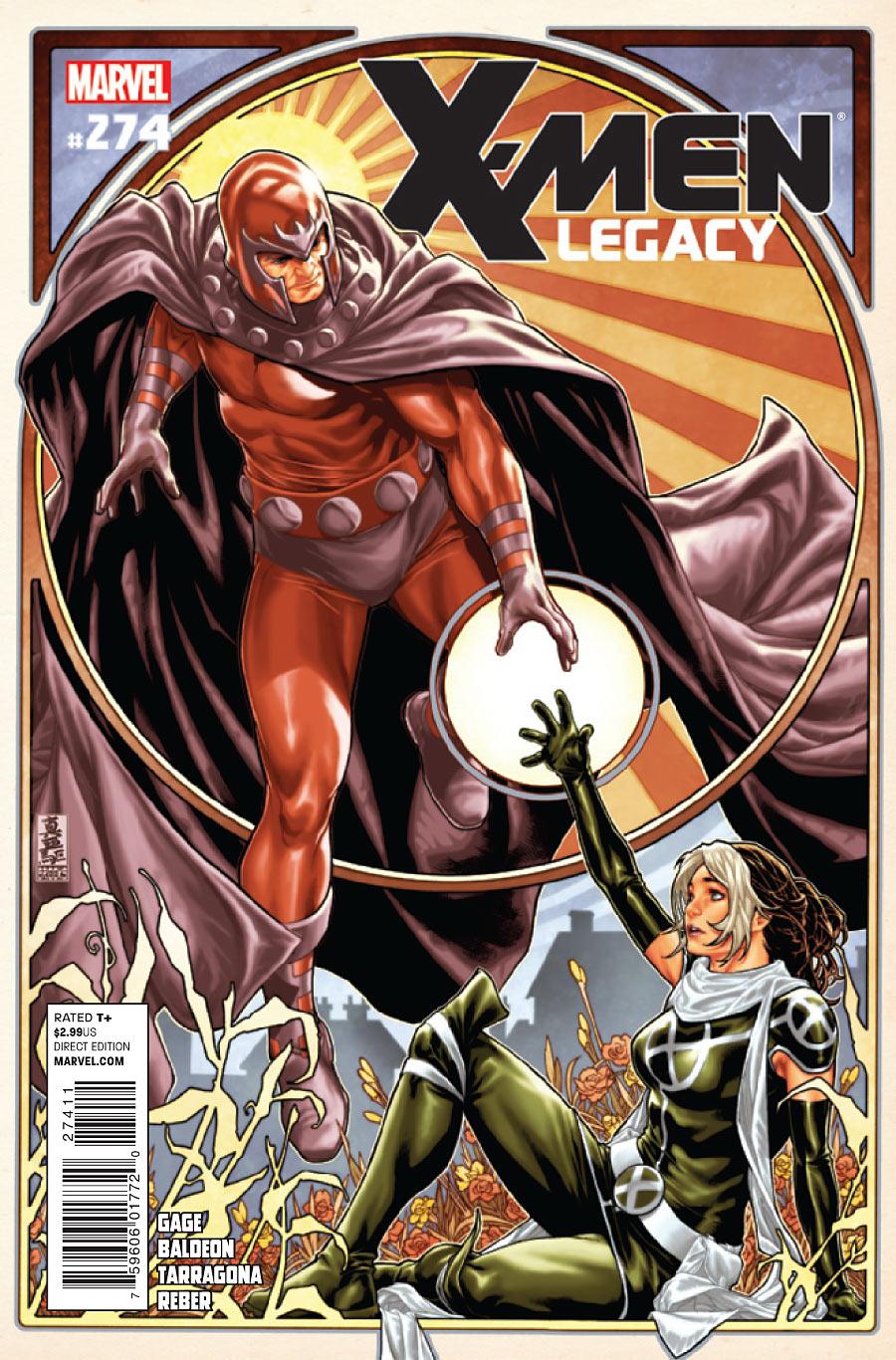 X-Men: Legacy #274