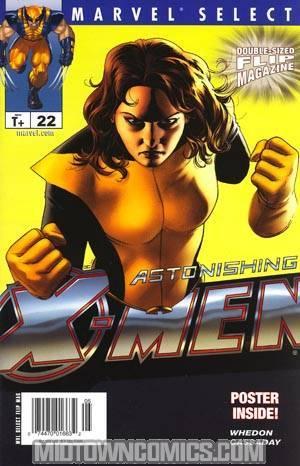 Marvel Select Flip Magazine #22