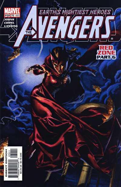 The Avengers #70