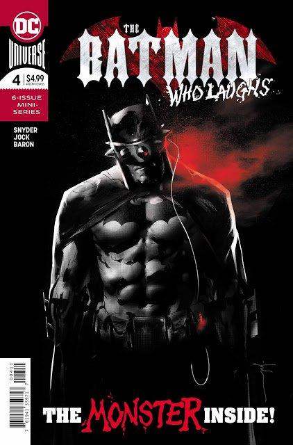 The Batman Who Laughs #4