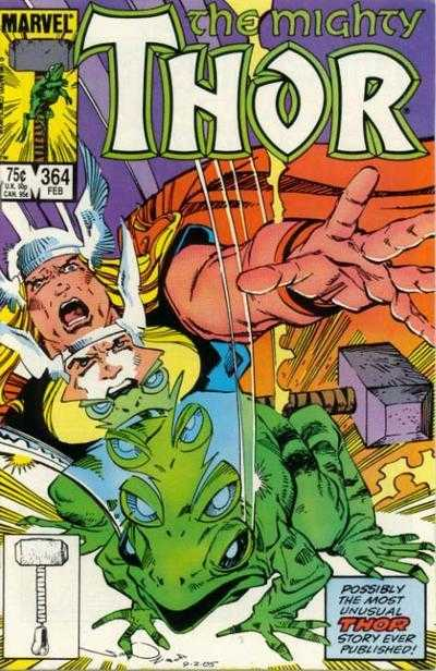The Mighty Thor #364