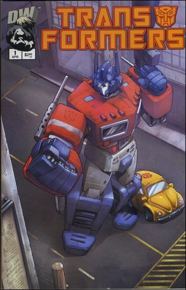 Transformers: Generation 1 #1