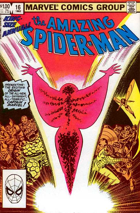 The Amazing Spider-Man Annual #16
