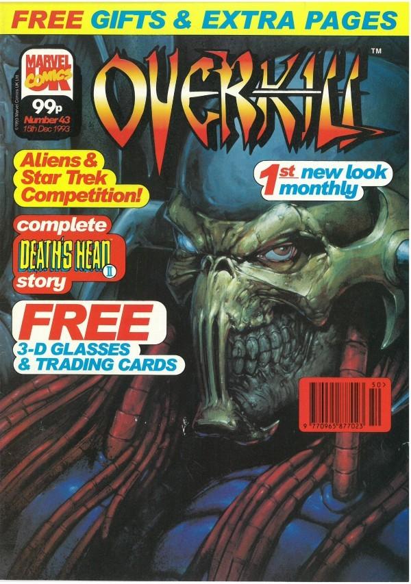 Overkill #43