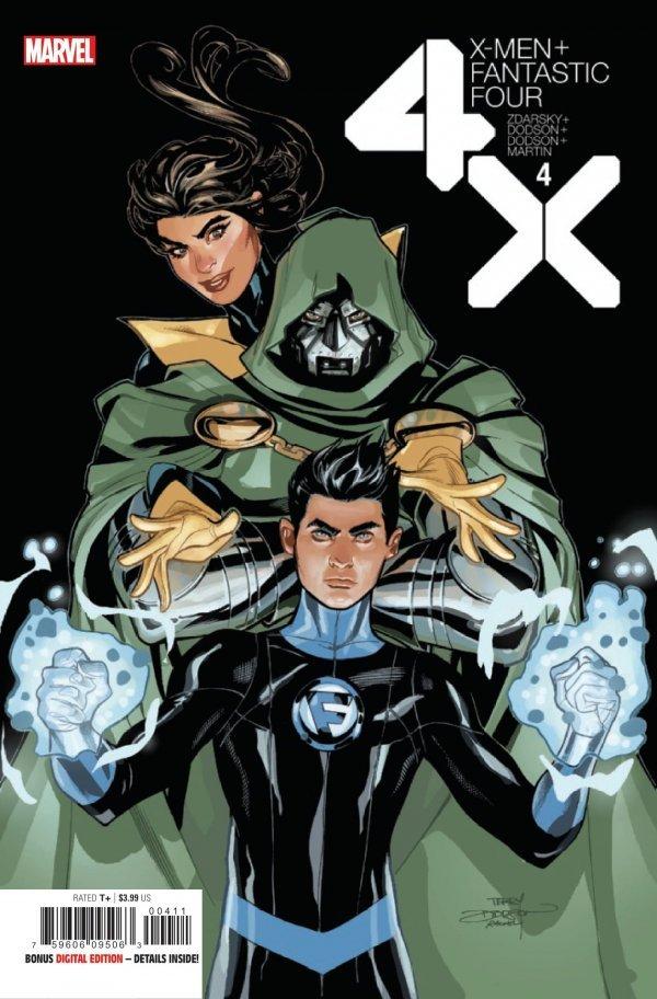 X-Men / Fantastic Four #4