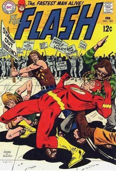 The Flash #185