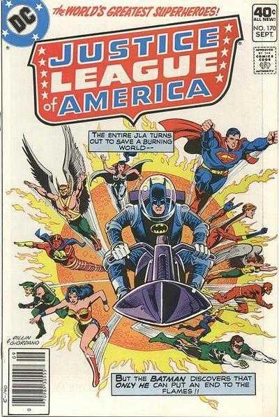 Justice League of America #170