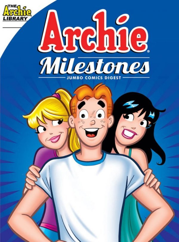 Archie Milestones Jumbo Comics Digest #2
