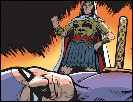 The Phantom: Sunday Story #188