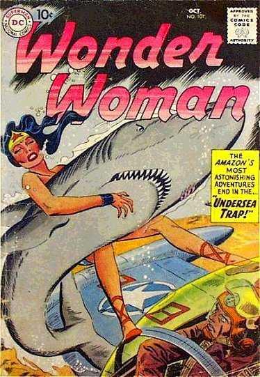 Wonder Woman #101