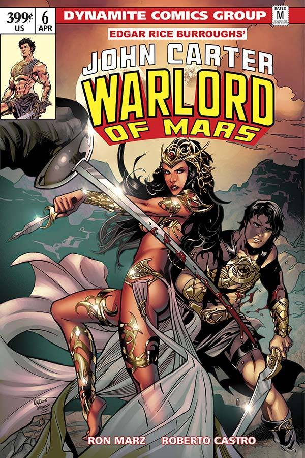 John Carter: Warlord of Mars #6