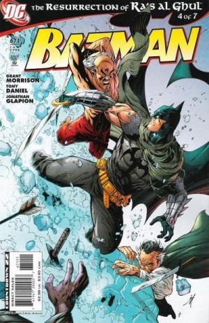 Batman #671