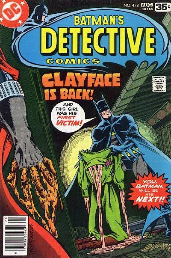 Detective Comics #478