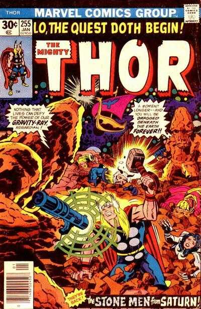 The Mighty Thor #255