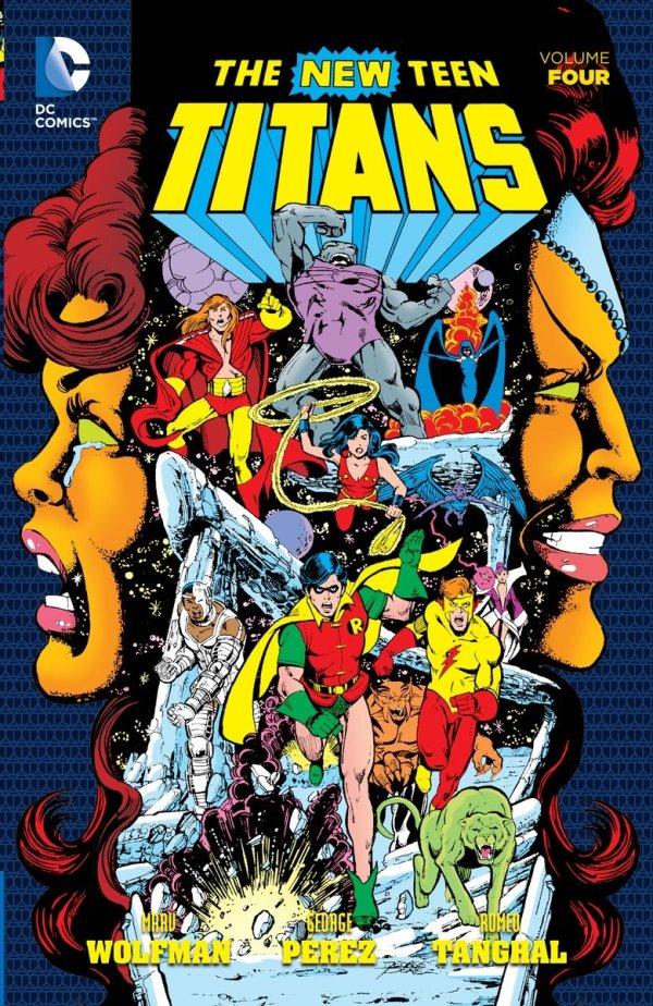 The New Teen Titans Vol. 4 TP