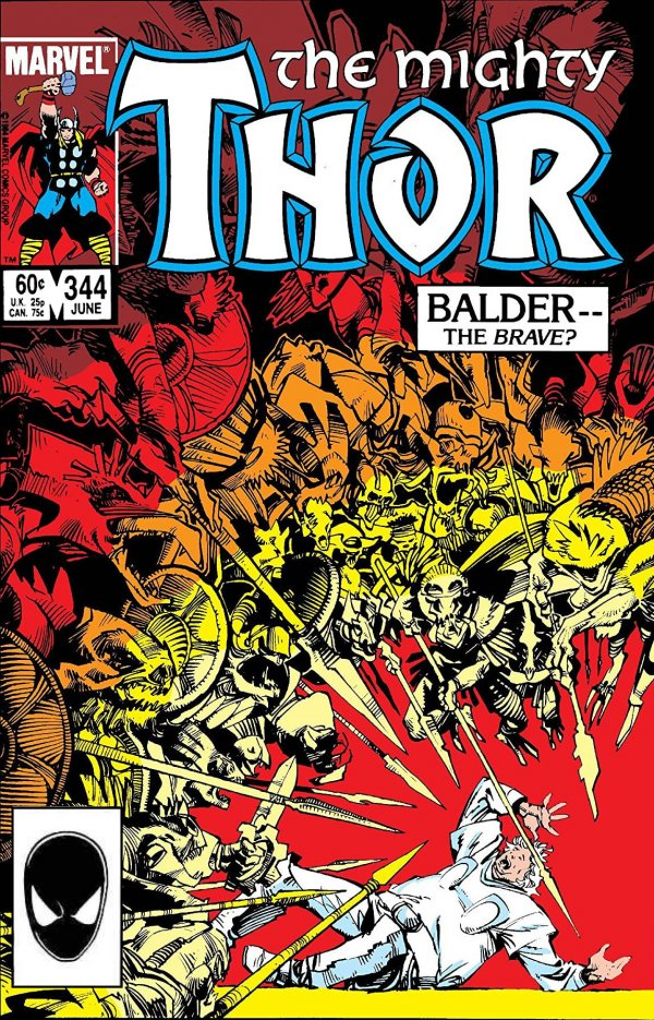 The Mighty Thor #344