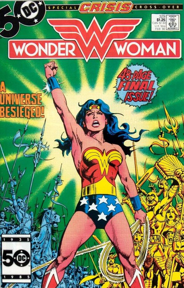 Wonder Woman #329