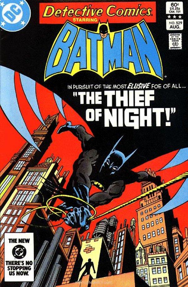 Detective Comics #529