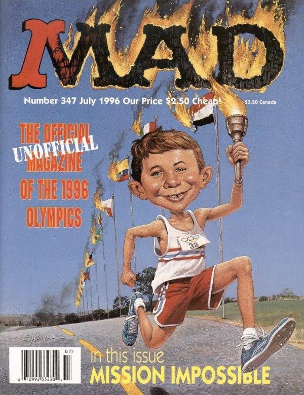 Mad Magazine #347