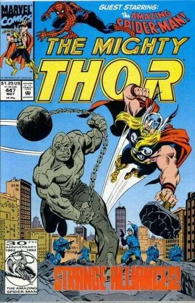 The Mighty Thor #447