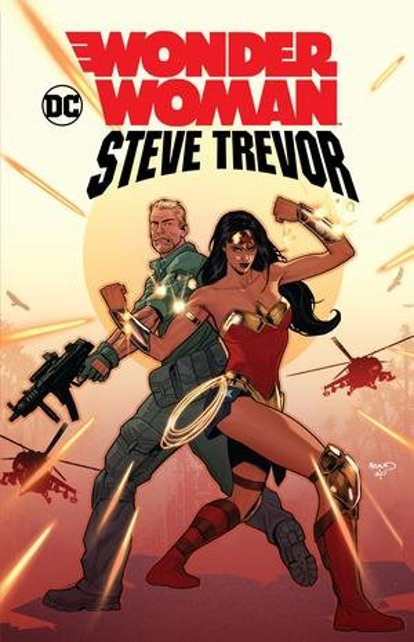 Wonder Woman: Steve Trevor TP