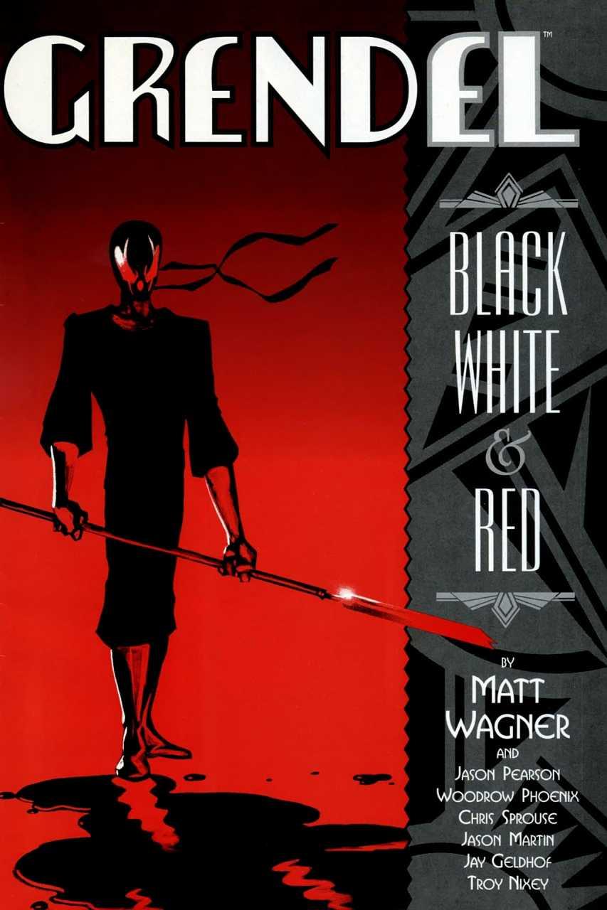 Grendel: Black, White, & Red #4
