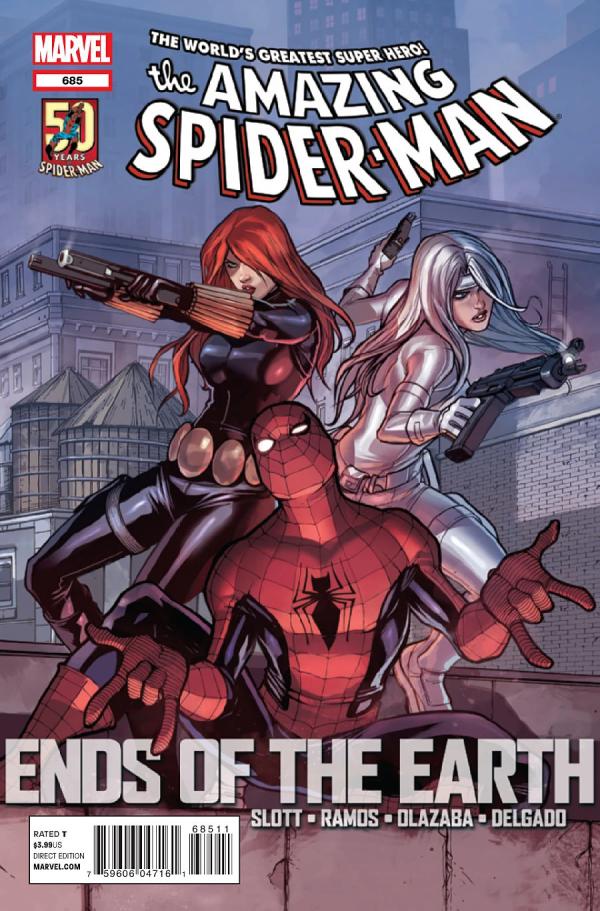 The Amazing Spider-Man #685