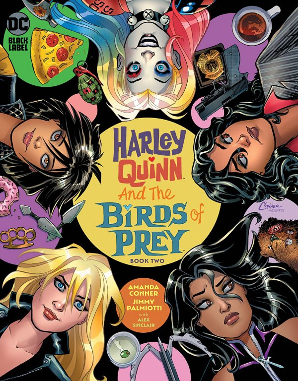 Harley Quinn and the Birds of Prey #2
