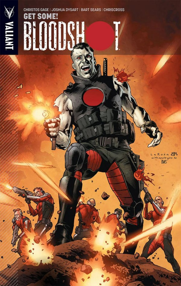Bloodshot Vol. 5: Get Some TP
