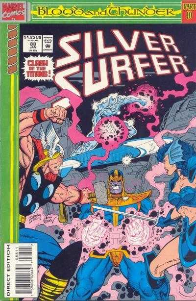 Silver Surfer #88