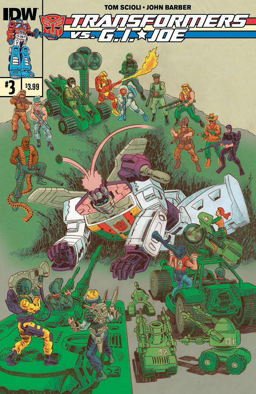 Transformers vs. G.I. Joe #3