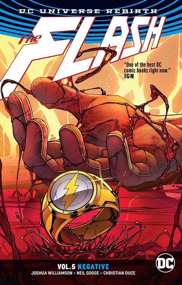 The Flash Vol. 5: Negative TP