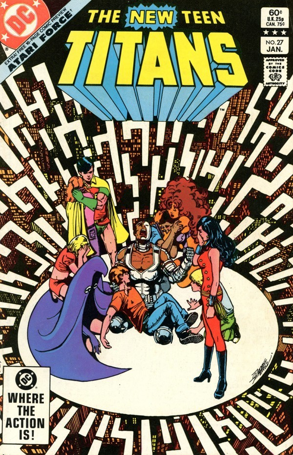 The New Teen Titans #27