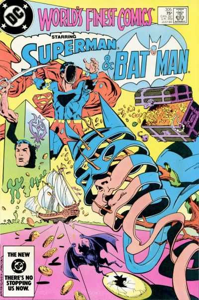World's Finest Comics #305