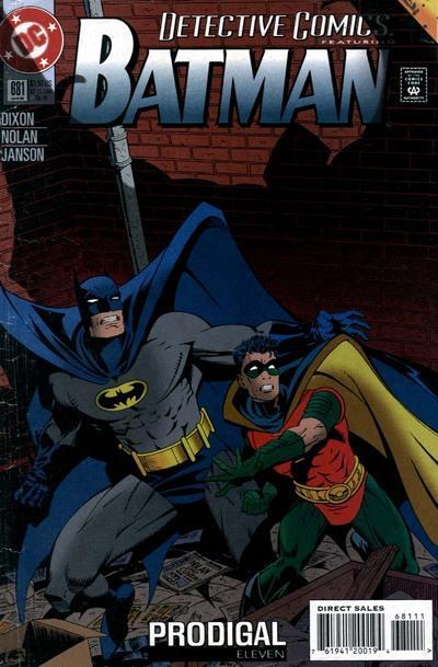 Detective Comics #681