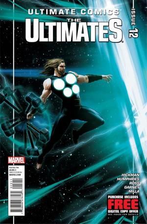 Ultimate Comics: The Ultimates #12