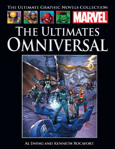 The Ultimate Graphic Novels Collection The Ultimates: Omniversal