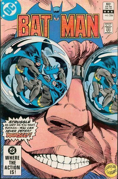 Batman #356
