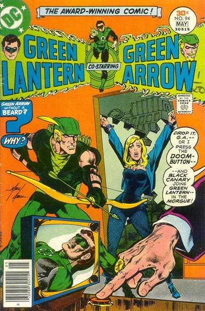 Green Lantern #94
