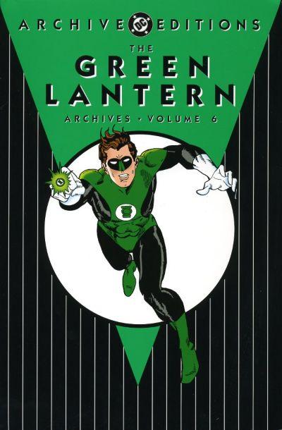 Green Lantern Archives Vol. 6 HC