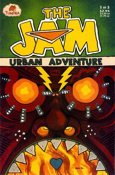 The Jam: Urban Adventure #3