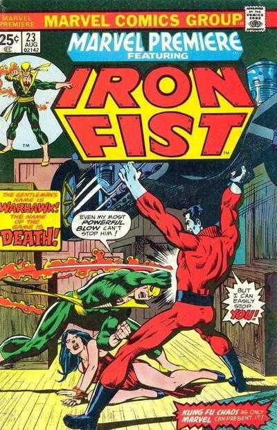 Marvel Premiere #23