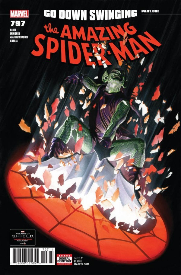 The Amazing Spider-Man #797