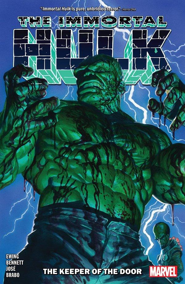 The Immortal Hulk Vol. 8: The Keeper of the Door TP