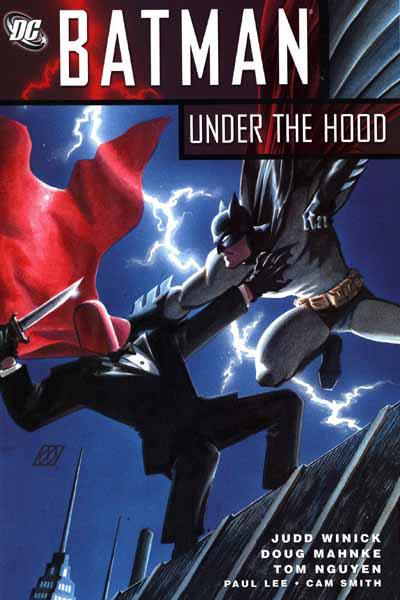 Batman: Under the Hood Vol. 1 TP