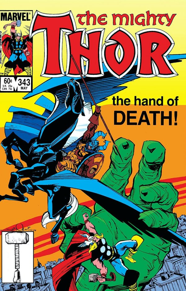 The Mighty Thor #343