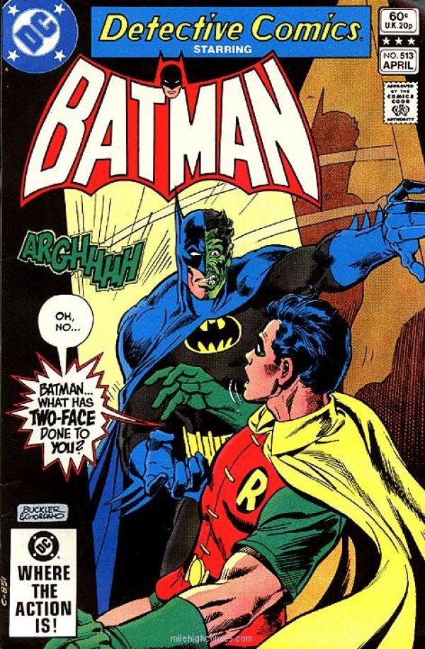 Detective Comics #513
