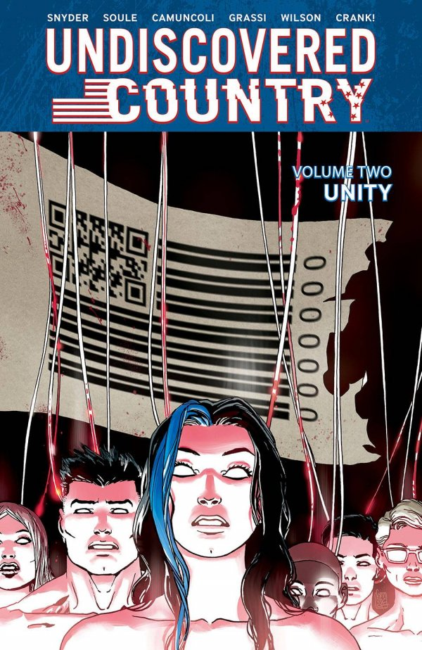 Undiscovered Country Vol. 2: Unity TP