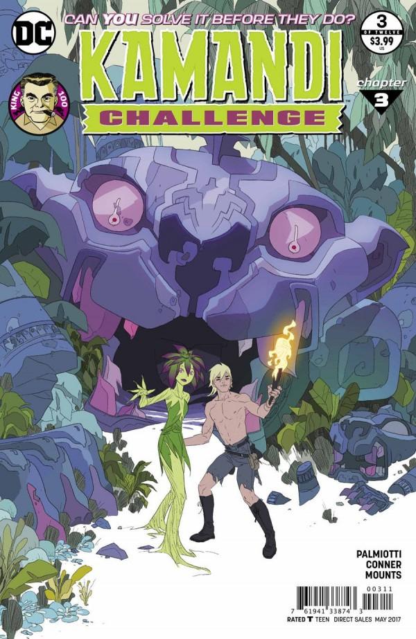 The Kamandi Challenge #3